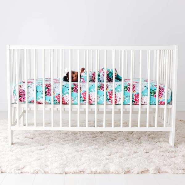 Posh Peanut Eloise Crib Sheet