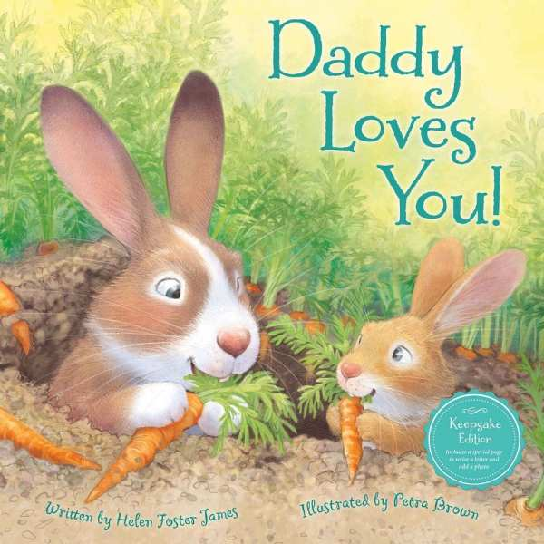 Daddy Loves You! Book
