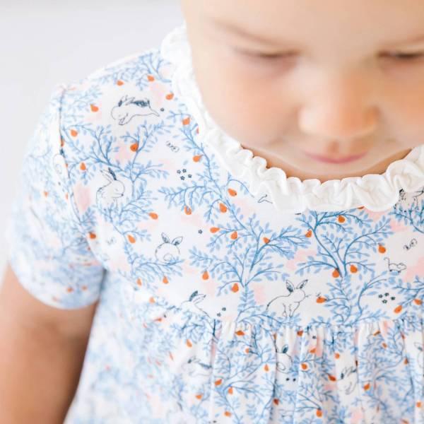 Magnetic Me Somebunny Floral Toddler Dress
