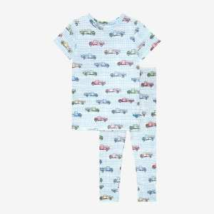 Posh Peanut Redford Short Sleeve Basic Pajama
