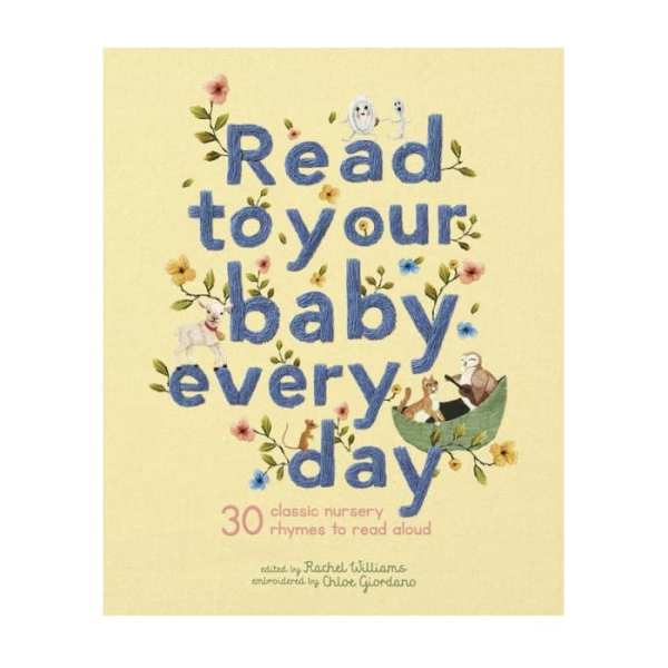 Read To Your Baby Every Day Book