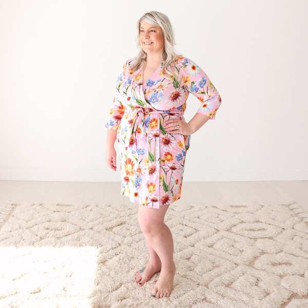 Posh Peanut Kaileigh Mommy Robe