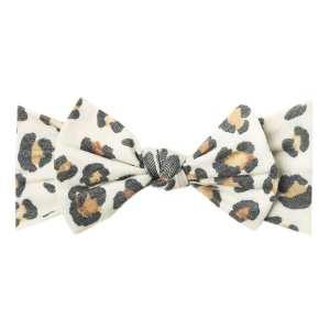 Copper Pearl Zara Knit Headband Bow