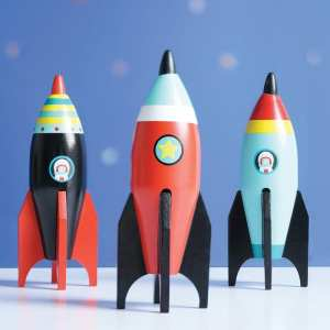 Le Toy Van Space Rocket