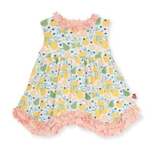 Magnetic Me Citrus Bloom Toddler Dress