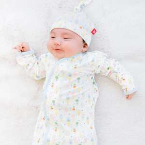 Magnetic Me Ice Ice Cream Baby Magnetic Sack Gown and Hat Set
