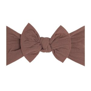 Baby Bling Classic Knot - Truffle