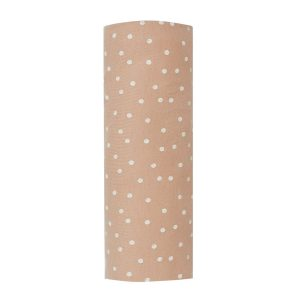 Quincy Mae Petal Dots Baby Swaddle