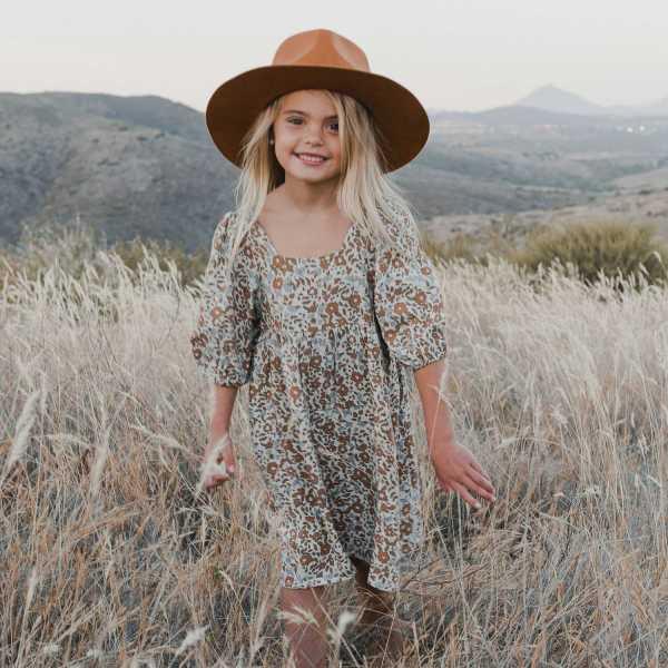 Rylee + Cru Bloom Gretta Dress