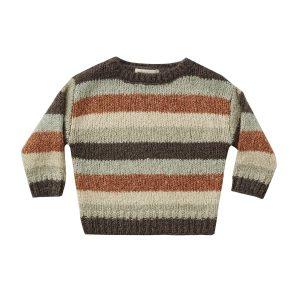 Rylee + Cru Multi-Stripe II Aspen Sweater