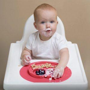 Teething, Feeding