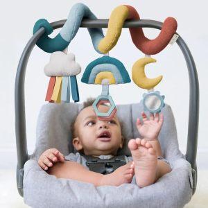 Itzy Ritzy Itzy Bitzy Spiral Car Seat Activity Toy