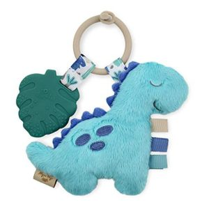 Itzy Ritzy Itzy Pal Infant Toy - Dino