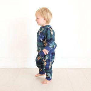Posh Peanut Beckford Long Sleeve Sweatshirt & Jogger Set
