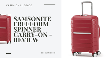 Samsonite Freeform Luggage