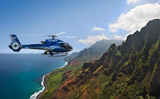 kauai eco adventure helicopter 1