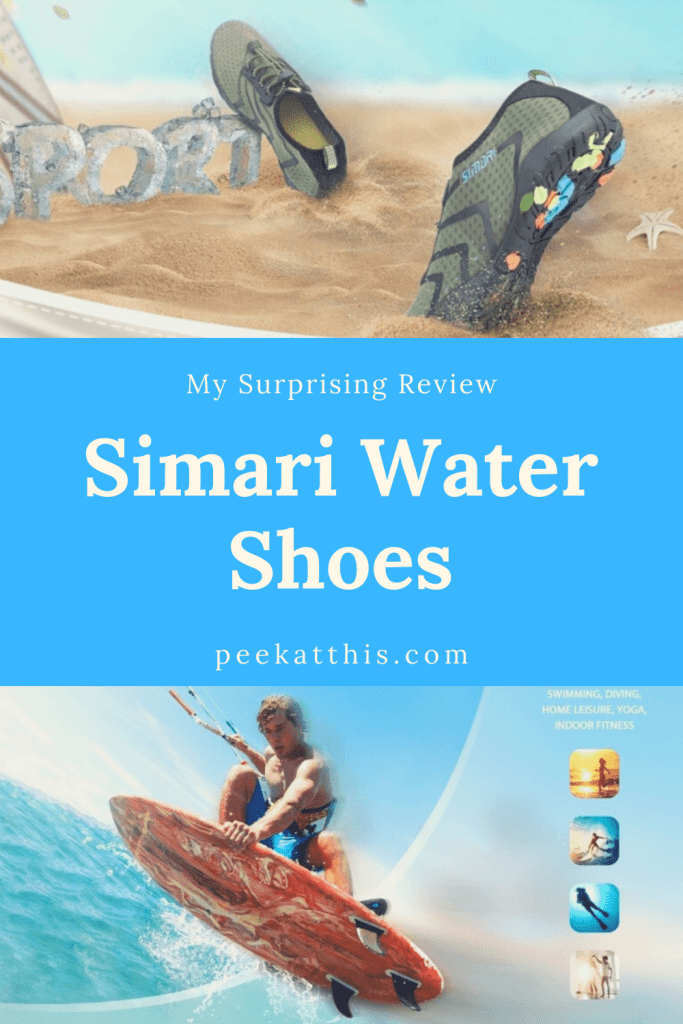 SIMARI WATER SHOES | DO THEY WORK? MY REVIEW