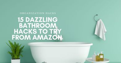 15 Dazzling Bathroom Hacks To Try From Amazon 2020