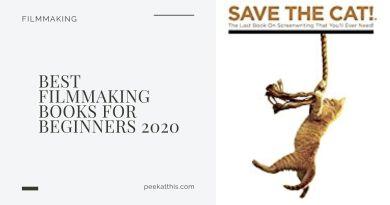 Best Filmmaking Books For Beginners 2020
