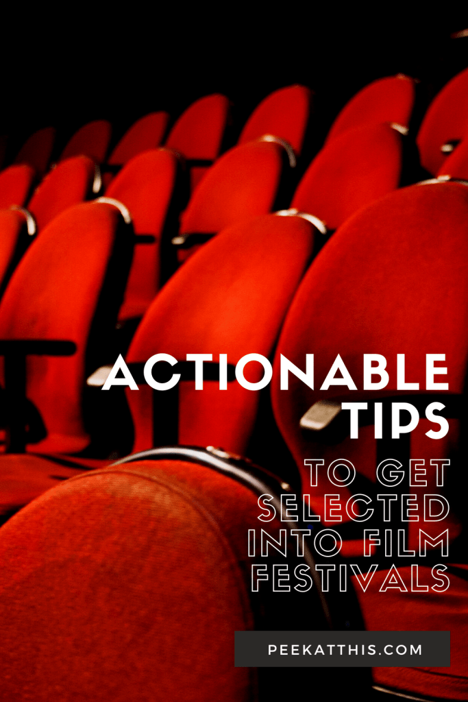 Tips To Make The Best Short Film Festivals Want