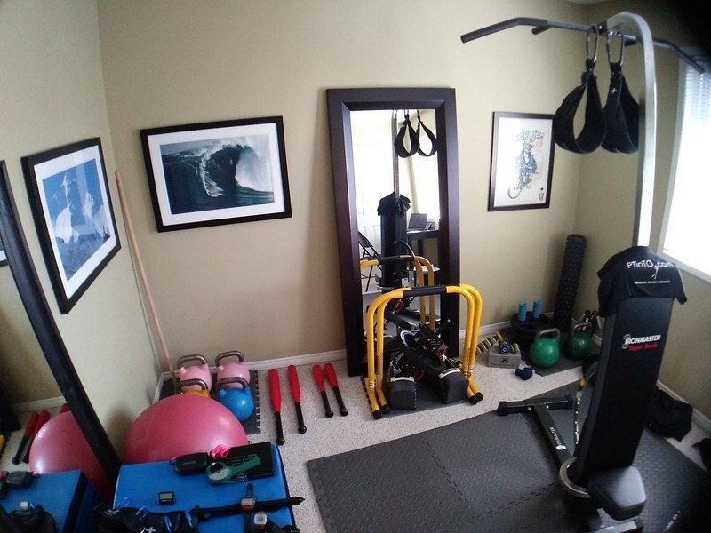 How To Create The Perfect Home Gym 2021 2