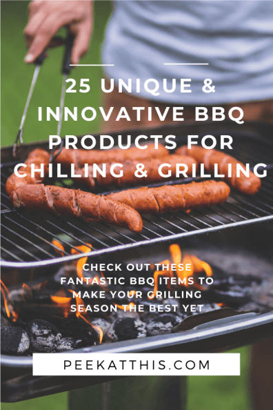 Unique and Innovative backyard BBQ products
