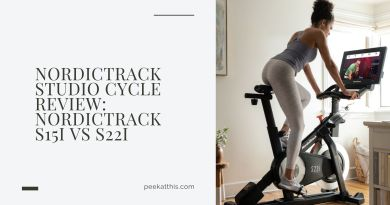 NordicTrack Studio Cycle Review: Nordictrack S15i vs S22i