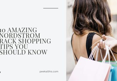 10 Amazing Nordstrom Rack Shopping Tips You Should Know