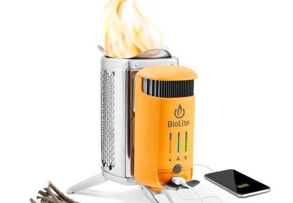 Bio-lite camp stove 2