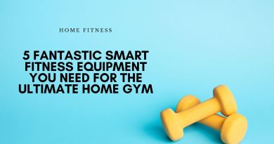 Smart home Fitness Equipment