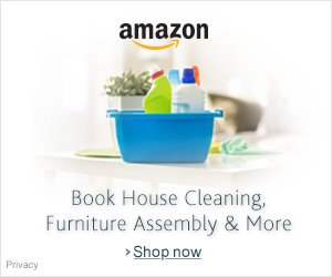 Amazon House Cleaning