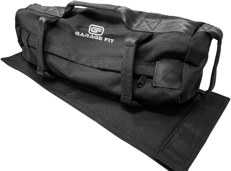 Sandbags for Fitness with Fabric Handles- Weighted Power Training