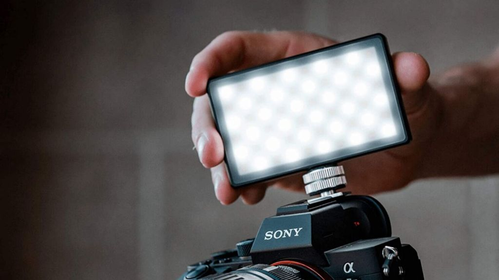 Best portable led lights Lights For Smartphone Filmmaking