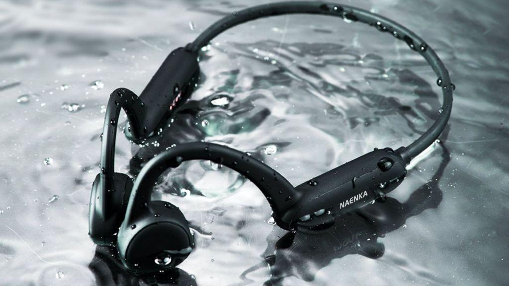 Naenka Bone Conduction Runner Pro Headphones