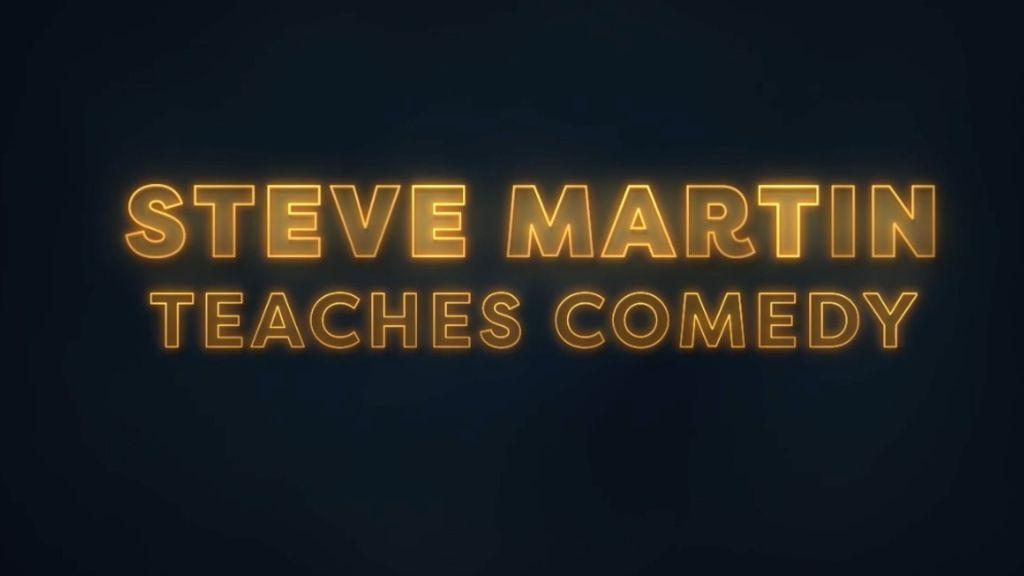 Steve Martin Teaches comedy
