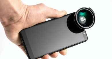 Anamorphic Lenses For Smartphones