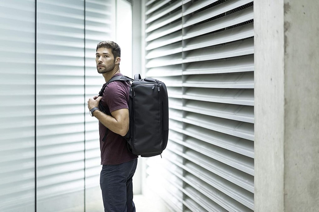 Best Weather-proof Backpack: Nomatic Travel Pack