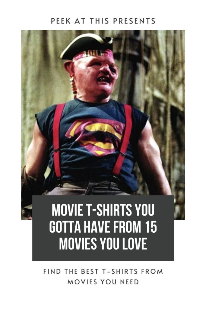 movie t-shirts Pinterest Pin