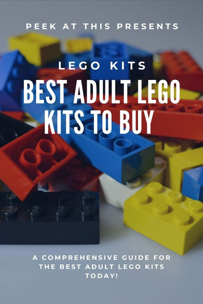15 Best LEGO Sets For Adults of 2021