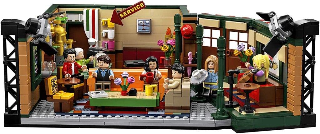 Friends Lego Set