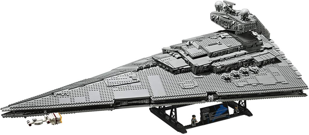 LEGO Star Wars: A New Hope Imperial Star Destroyer