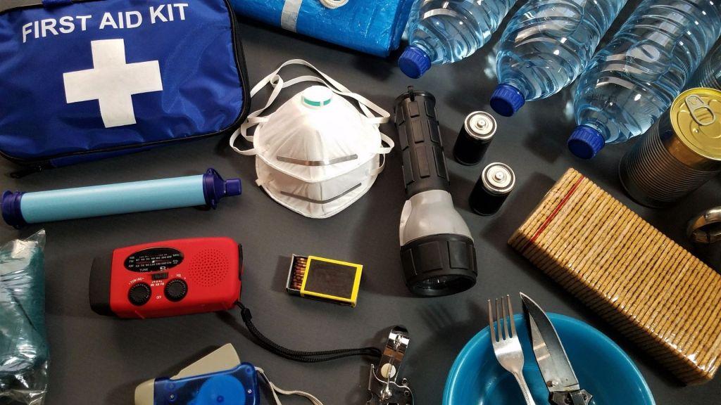 72 Hr Survival Kit Guide