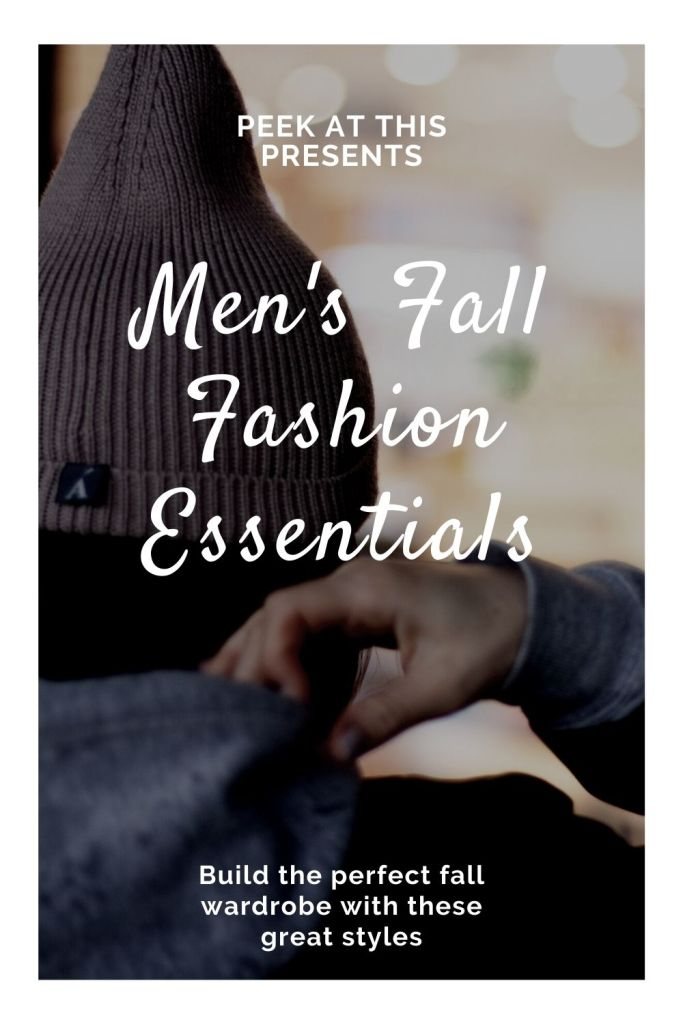 fall style essential