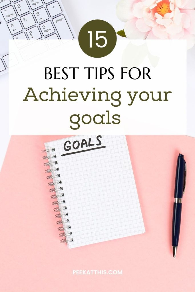 Goals Plannning