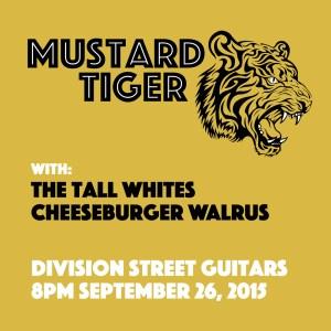 Mustard Tiger