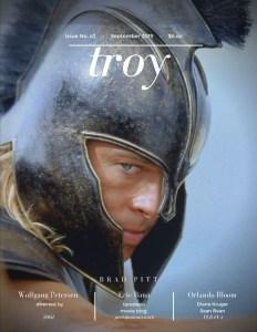 『トロイ』ブラッド・ピット主演、最強の戦士アキレスがハマり過ぎの映画