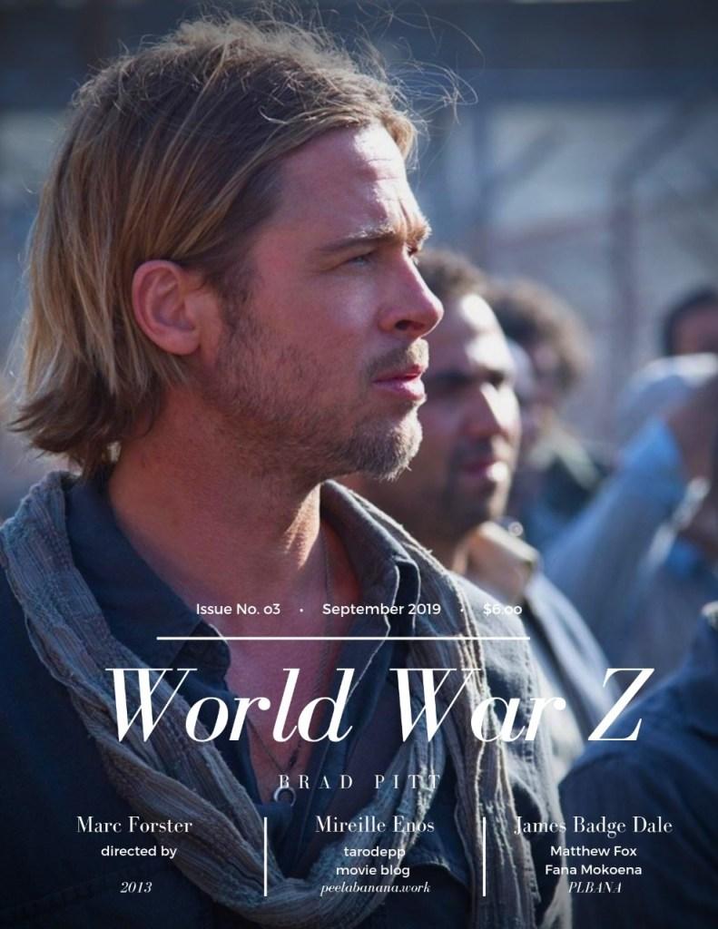 『ワールド・ウォーZ』ブラピ×ゾンビ映画が主演映画最高のヒット!