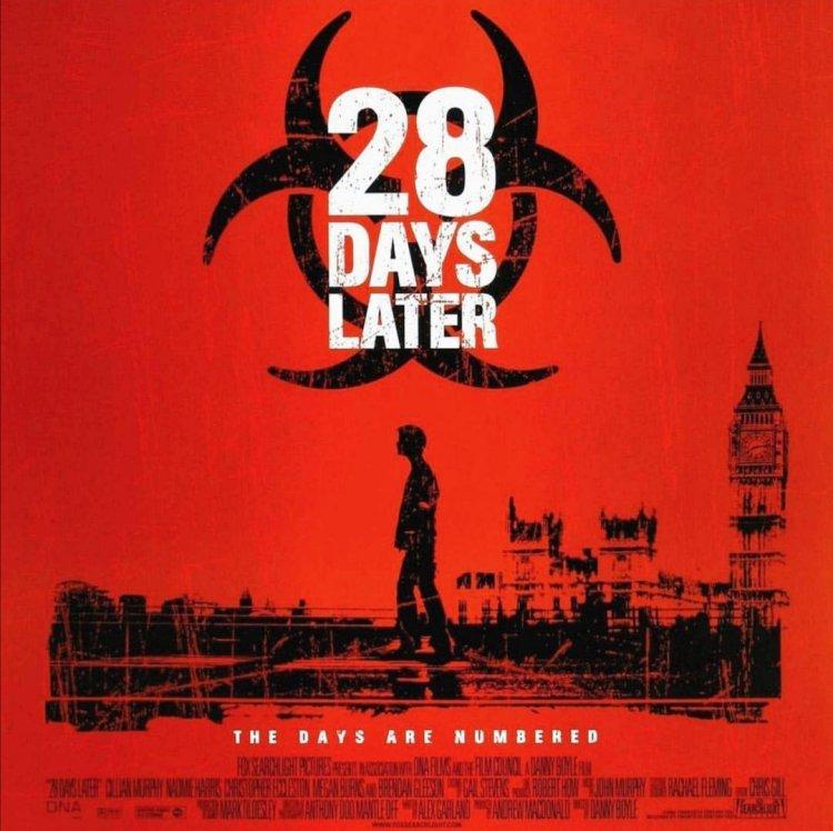 28日後・・・(2002)