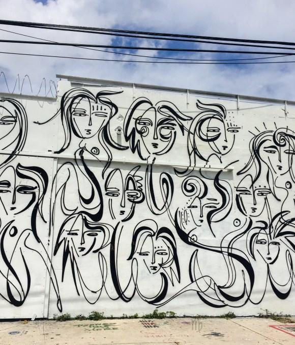 Wynwood Miami 2017 look like ghosts