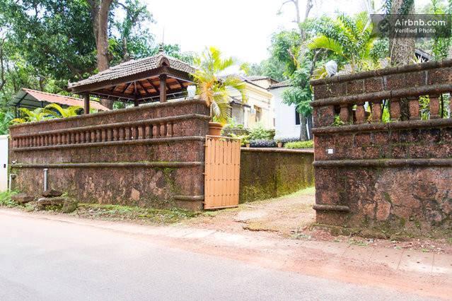 Goa villa